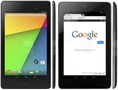 Google Nexus 7 specs and size review.The new Nexus 7 tablet by Google is already outed, and with its 1920x1200 pixels of resolution it sports the highest pixel density ever on a tablet.