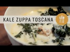 Kale Zuppa Toscana - Superfoods, Episode 6