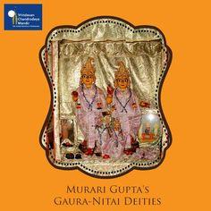 Murari Gupta, an incarnation of Hanuman, worshipped these Deities of Gaura Nitai. #VrindavanGlories