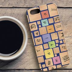 Collage Matilda iPhone SE Case | casefantasy