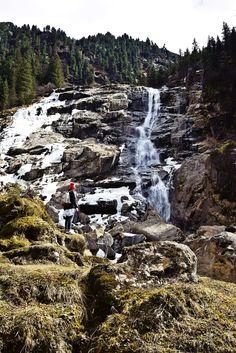 Travel | Tirol Reise - Wandern im Stubaital am Wilde Wasser Weg - Grawa Wasserfall Wanderung | luziapimpinella.com