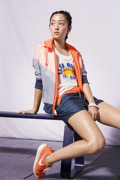 Throwback summer essentials. #Nike