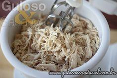 Qual o método que utiliza para desfiar o frango? Formas Rápidas e Simples de Desfiar o Frango!
