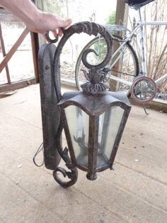 Wrought iron exterior wall lights beautiful chandeliers arte de mexico wrought iron exterior wall mount light 30 massive mozeypictures Gallery