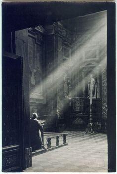 Jan Bułhak Šv. Kazimiero koplyčia Vilniaus katedroje 1913 m.
