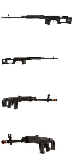 Rifle 62122: Aandk Metal Russian Svd Dragunov Bolt Action Airsoft Sniper Rifle 500 Fps -> BUY IT NOW ONLY: $139.99 on eBay!