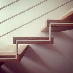 Professionals in staircase design, construction and stairs installation. In addition EeStairs offers design services on stairs and balustrades.Check out our work >> Architecture Details, Interior Architecture, Interior And Exterior, Interior Design, Stair Handrail, Banisters, Interior Staircase, Staircase Design, Stair Design