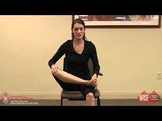 Senior Yoga - Evening - YouTube