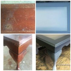Roadside+Rescue!+Ombre+Coffee+Table+Makeover+by+A+to+Z+Custom+Creations+using+Moxie+Paints