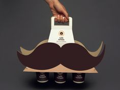 Packaging of the World: Creative Package Design Archive and Gallery: Caffè Cortesia