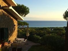 Gorgeous House With Fantastic Sea View    Vacation Rental in Castiglione della Pescaia from @homeaway! #vacation #rental #travel #homeaway