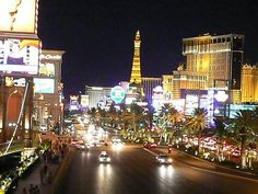 Las Vegas boulevard= one of my favorite places