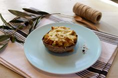Mushroom Tuna Melt - Living the Low Carb Lifestyle www.goodtoeat.com.au Tuna Melts, Stuffed Mushrooms, Muffin, Low Carb, Lifestyle, Breakfast, Ethnic Recipes, Food, Stuff Mushrooms