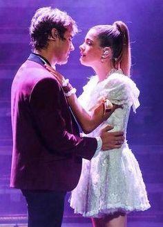 Violetta LIVE #AbrázameYVerás #Leonetta