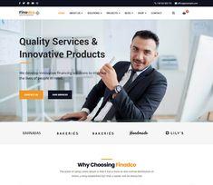 Joomla Premium & Professional Joomla Templates Joomla Templates, Design Templates, Social Icons, Cool Themes, People In Need, Premium Wordpress Themes, Business Website, Lorem Ipsum, Innovation