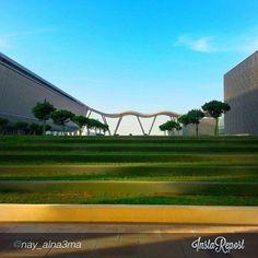 This beautiful photo was taken by nay_alna3ma, and is our Qatar Foundation Instagram photo of the day!  لقد اخترنا هذه الصورة الرائعة لتكون صورتنا لليوم على إنستقرام، وهي من تصوير nay_alna3ma