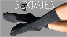 """Socrates"" was woven with Kevlar fiber used in bulletproof vest special aim socks strongest ever"