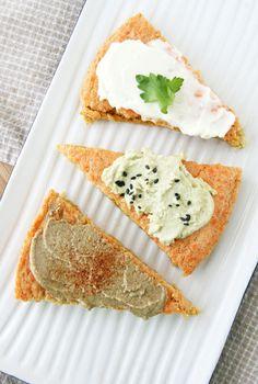 Grain Free Lentil Flatbread