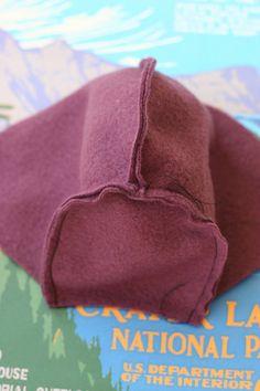DIY: Fleece Bonnet | Prudent Baby