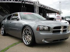 Dodge Charger Black Rims with Chrome Find the Classic Rims of Your Dreams - www.allcarwheels.com