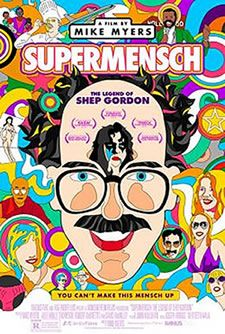 Supermensch: The Legend of Shep Gordon screens at 9:30pm on Saturday, January 2, 2015 at the Maui Arts & Cultural Center