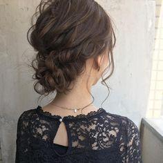 Kawaii Hairstyles, Cute Hairstyles, Wedding Hairstyles, Hair Arrange, He's Beautiful, Bridal, Hair Styles, Pretty, Model
