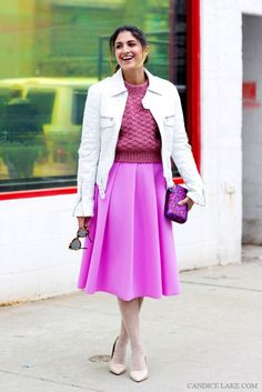 14 Ways to Wear Pantone's Color of The Year Radiant Orchid!