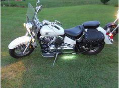 2007 Yamaha V Star Classic 106633445 large photo Yamaha Motorcycles, Harley Davidson Motorcycles, Motorcycles For Sale, Yamaha V Star, Bobbers, Vroom Vroom, Bike Life, Choppers, Custom Bikes