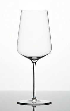 Beautiful wine glass