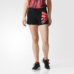 adidas Sport Essentials Logo Shorts - Black | adidas UK