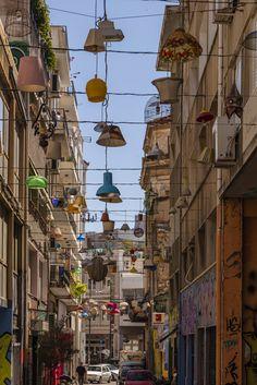 https://flic.kr/p/GbCWfr | Pitaki street, Psyri | Psyri, Athens, Attica, Greece 160331-athens-eos5dsr-085-hdr-a