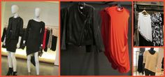 Asymmetrical hemlines still important for this fall 2013 as seen in shops in NY