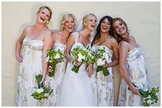 beautiful bridesmaids | Ian Mitchinson #wedding
