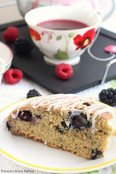 Blueberry scones recipe (A little bit of everything)