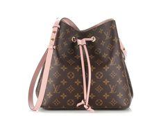 Louis Vuitton Neonoe, Pre Owned Louis Vuitton, Vintage Louis Vuitton, Louis Vuitton Monogram, Vuitton Neverfull, New Louis Vuitton Handbags, Luxury Bags, Authentic Louis Vuitton, Fashion Bags
