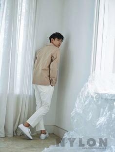 Minho - Nylon Magazine November Issue '15