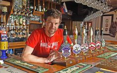 All aboard for a thrilling beer night in York