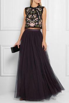 Sugar plum magic (Does my bum look 40 in this? Skirt Outfits, Dress Skirt, Cool Outfits, Fashion Outfits, Evening Dresses, Prom Dresses, Designer Dresses, Glamour, Style Inspiration