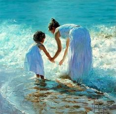 Don't Be Afraid by Vladimir Volegov