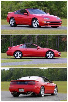 New Nissan Z, Nissan Z Cars, Jdm Cars, Custom Wheels, Custom Cars, Nissan 300zx Turbo, Road Runner, Twin Turbo, Cool Cars