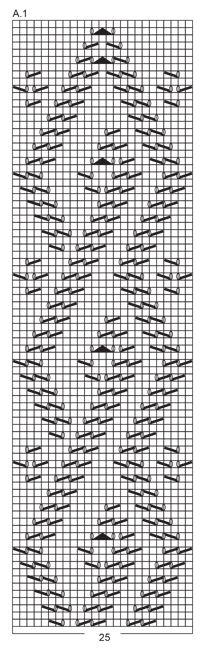 Celtic Knot / DROPS 177-5 - Patrones de punto gratuitos por DROPS Design