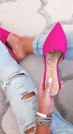 fe3c934bfb 536 mejores imágenes de Zapatos de piso en 2019 | Zapatos bonitos ...
