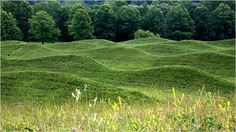 Arts - HUDSON VALLEY - Maya Lin Sculpture at Storm King Art Center in Orange County, N.Y. - NYTimes.com