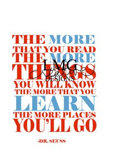"""the more that you read"" quote"