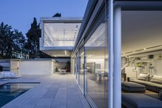 Image 9 of 20 from gallery of Dual House / Axelrod Architects + Pitsou Kedem…