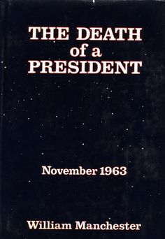 The Death of a President by William Manchester. Just got one from a used book store without a cover.