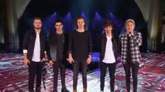 one direction har tv special