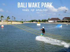 Bali Wake Park - The Best Bali Destination for Water Sport Fans