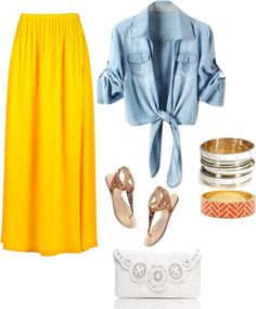 summer, created by meghanpaige1 on Polyvore
