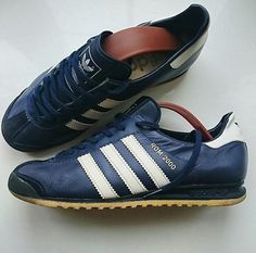 Adidas Rom 2000. Made in Yugoslavia. Release: 1985.